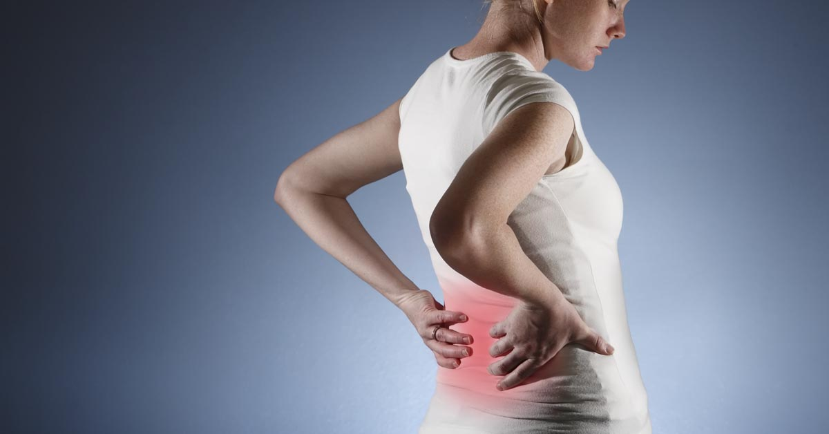 Rockville back pain treatment by Dr. Aazami
