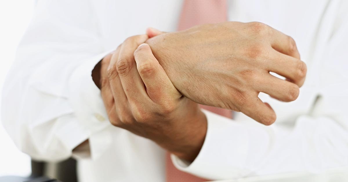 Rockville natural carpal tunnel treatment